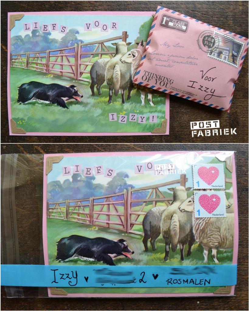 Post voor dieren II