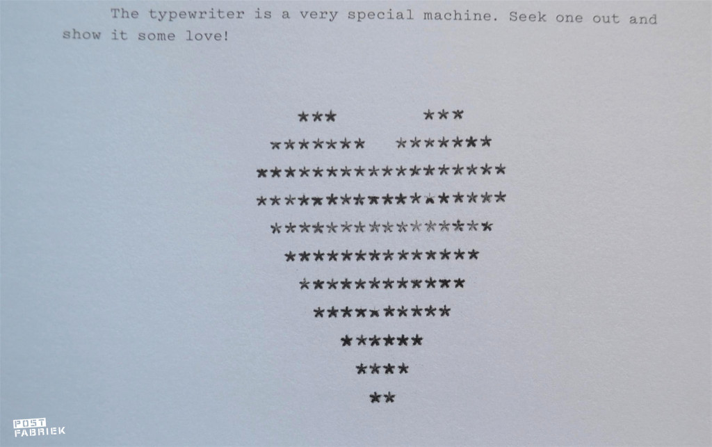 The Typewriter 32