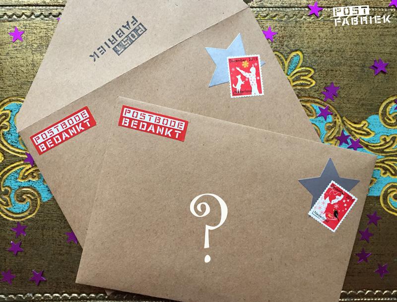 De Postfabriek mag van Hipgemaakt twee setjes weggeven,. Wie worden de gelukkige winnaars?