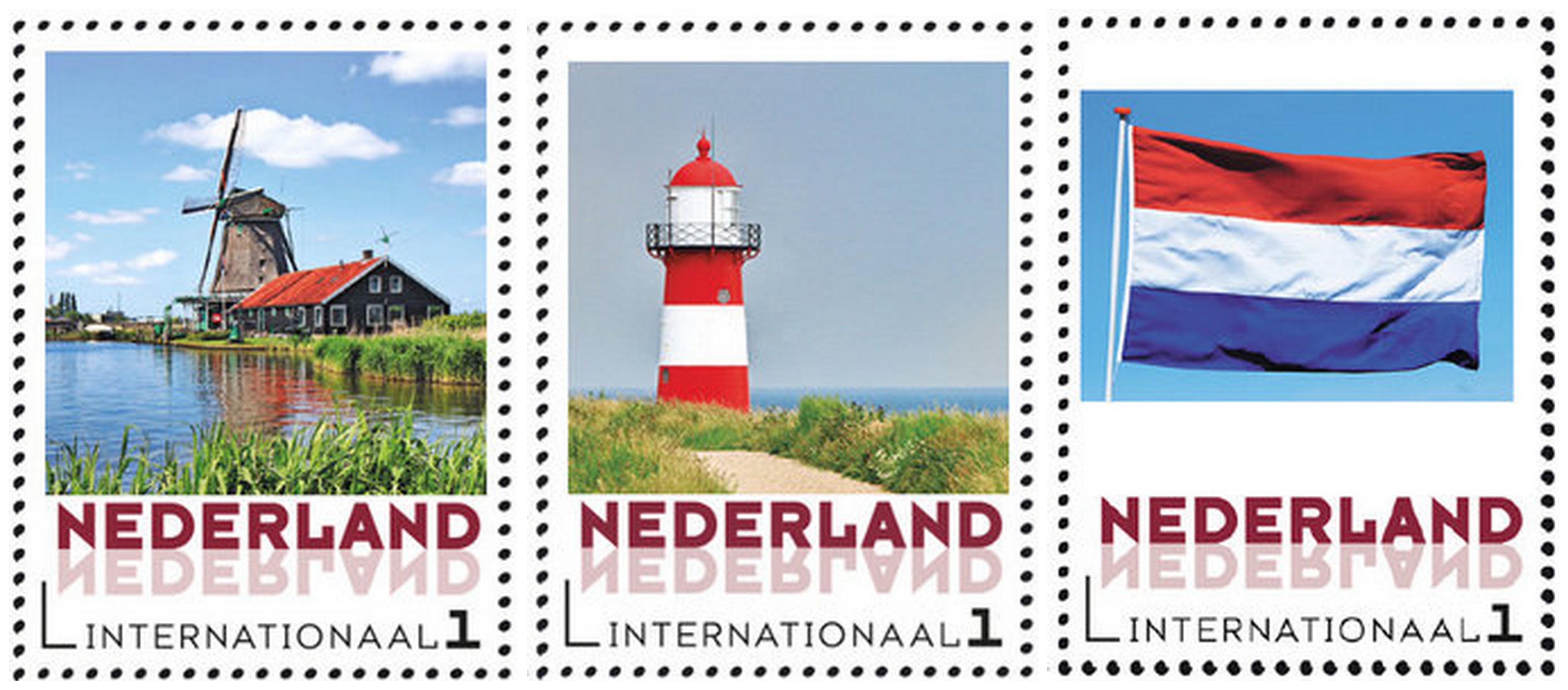 Persoonlijke Postcrossing Postzegels