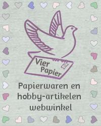 banner logo vier papier zijbalk