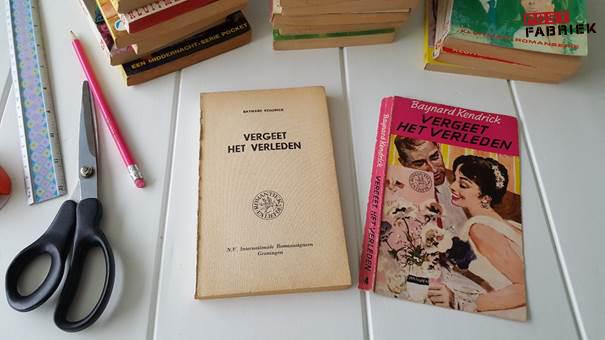 vintage kaarten aan de slag