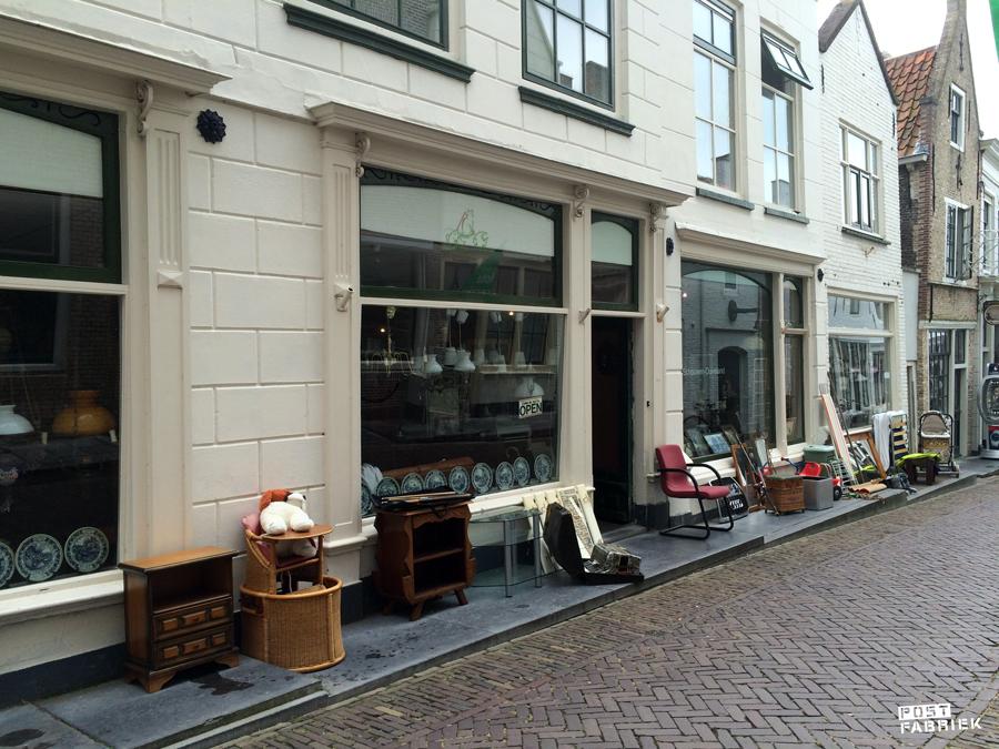 Kringloopwinkel in Zierikzee