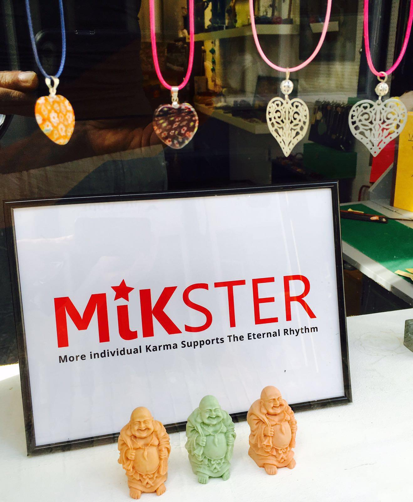 Mikster aan de Poststraat 4 in Zierikzee