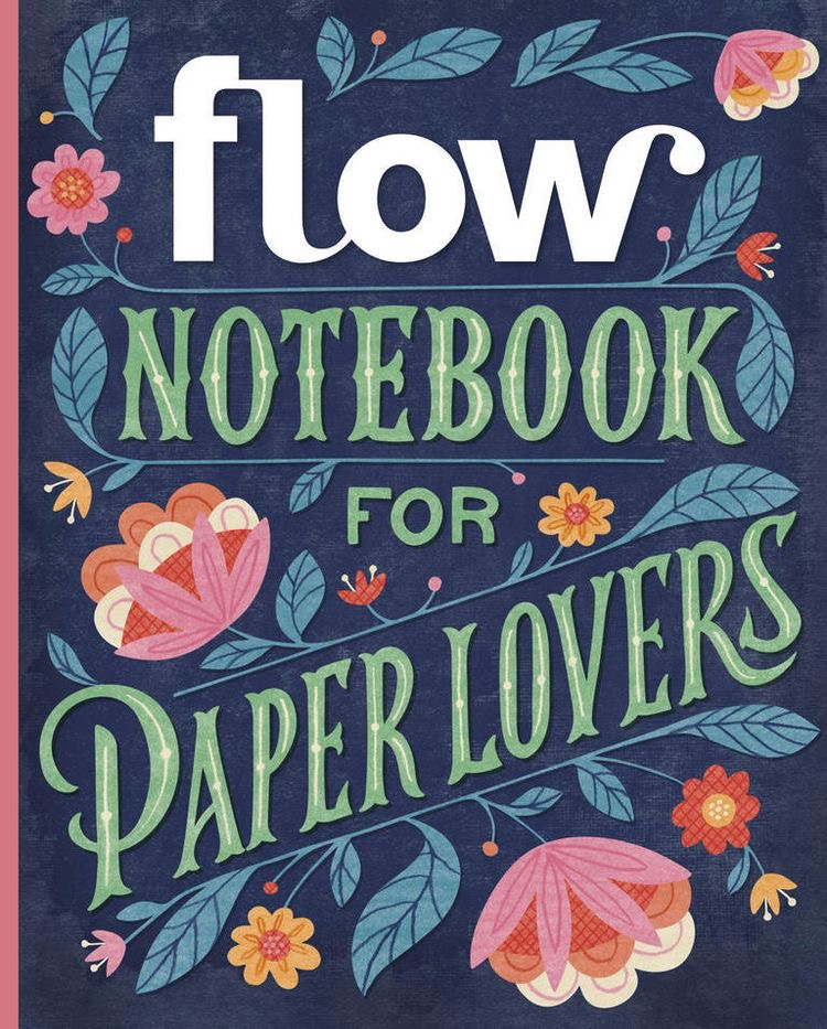 Flow Notebook for Paper Lovers (Afbeelding van Flow)
