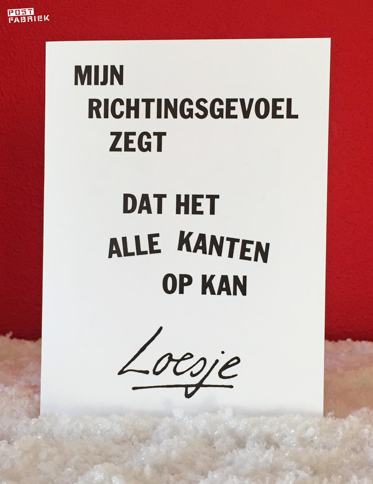greetzloesje