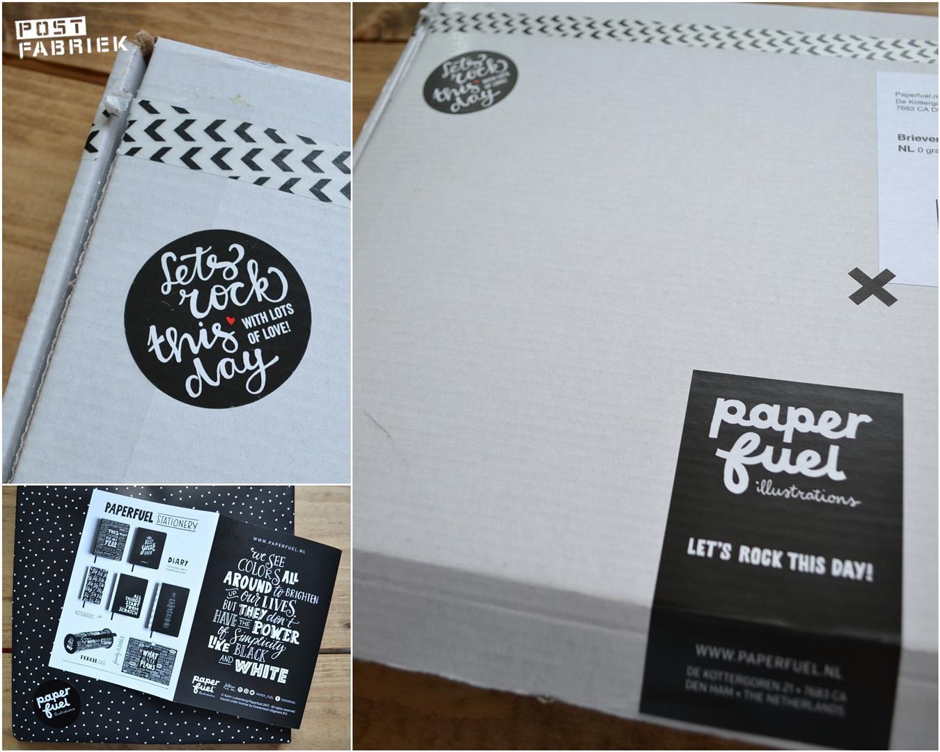 Post van Paperfuel