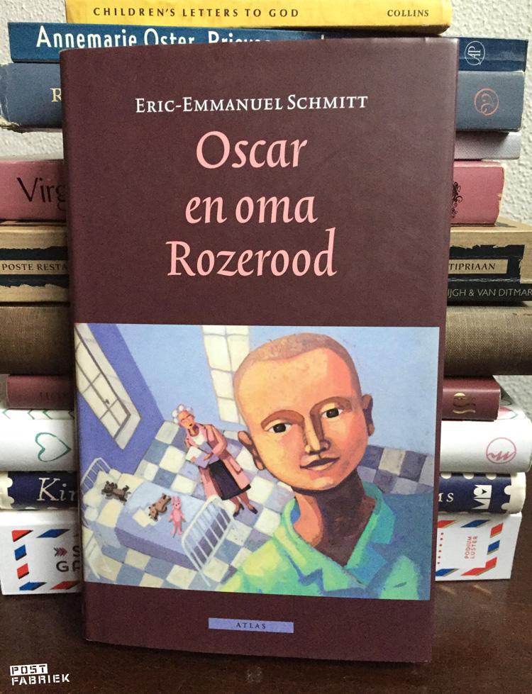 Oscar en oma Rozerood van Eric-Emmanuel Schmitt