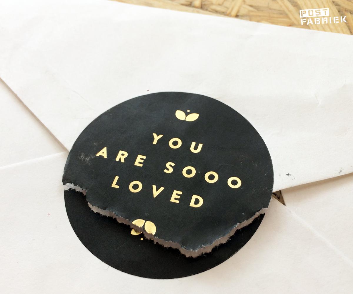 Een liefdesbrief laat je geliefd voelen