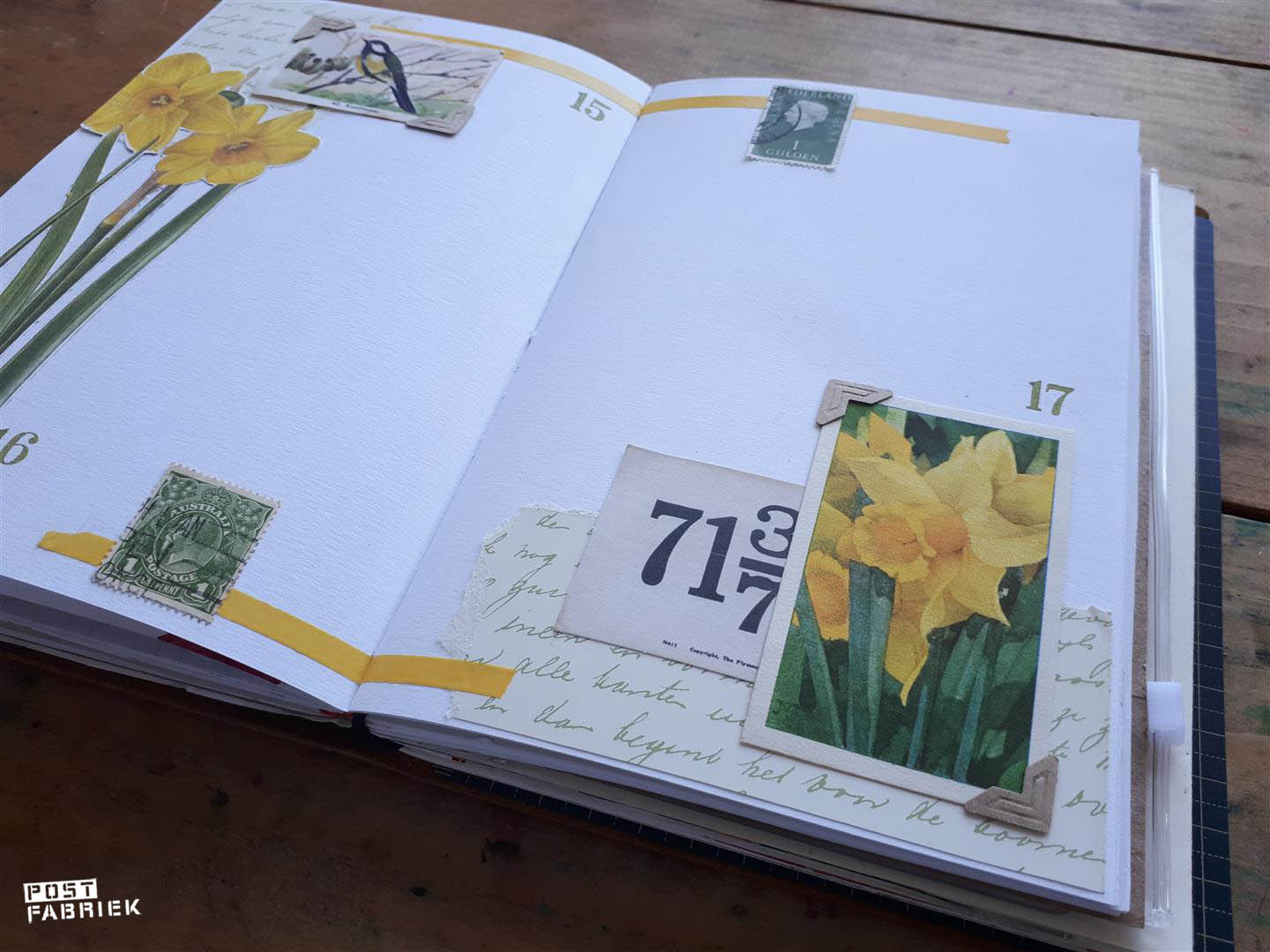 narcisjes journal