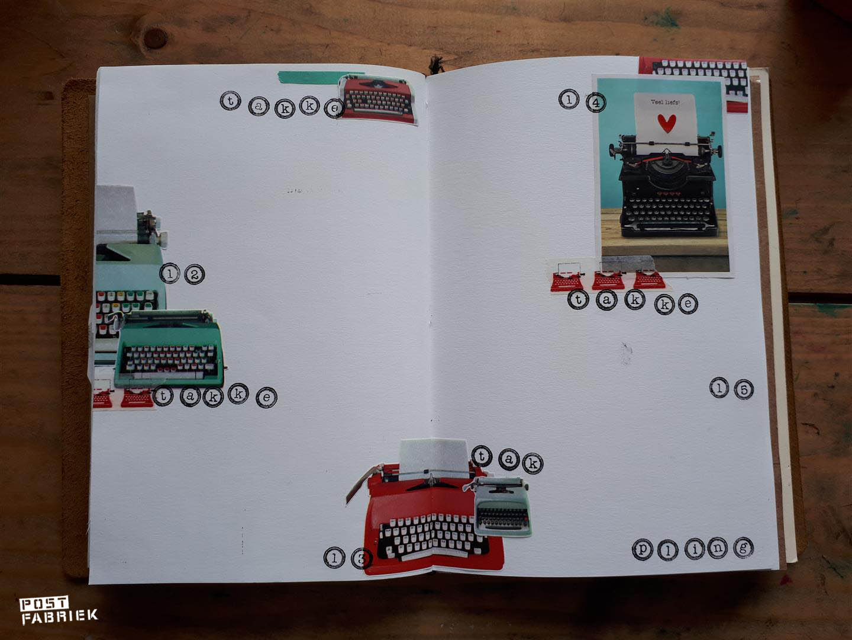 typemachine them