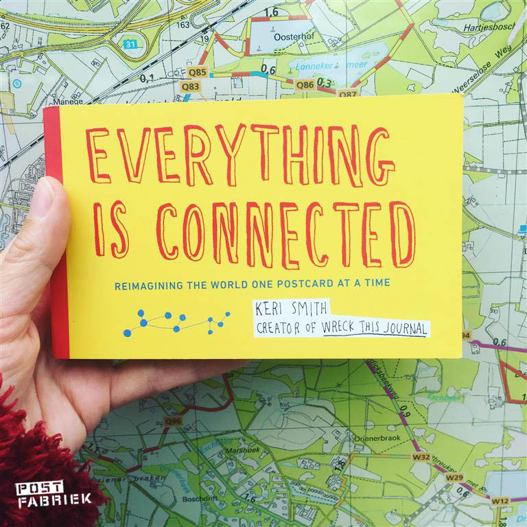 Everything is connected van Keri Smith