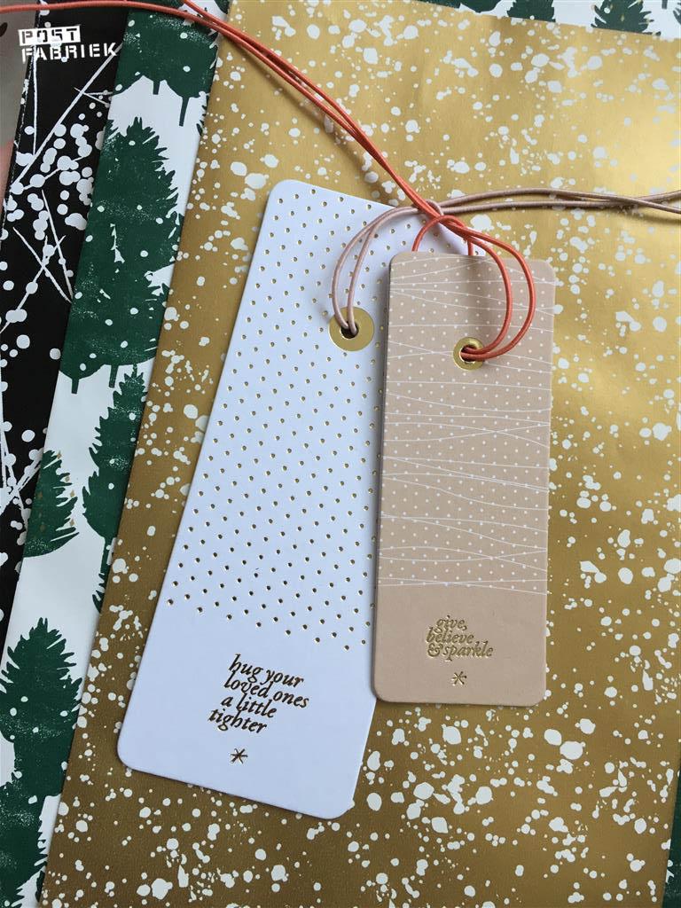 Cadeaulabels met liefdevolle tekst van Vlinders in je buik