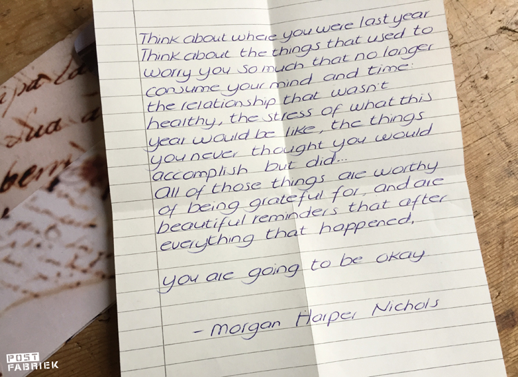 Mooie woorden van Morgan Harper Nichols
