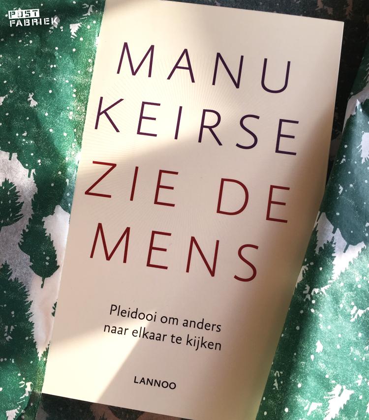 'Zie de mens' van Manu Keirse