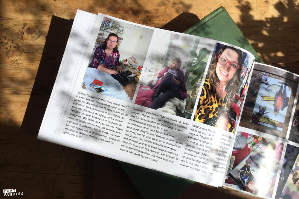 Onze website in boekvorm! Gemaakt via Fotofabriek.nl