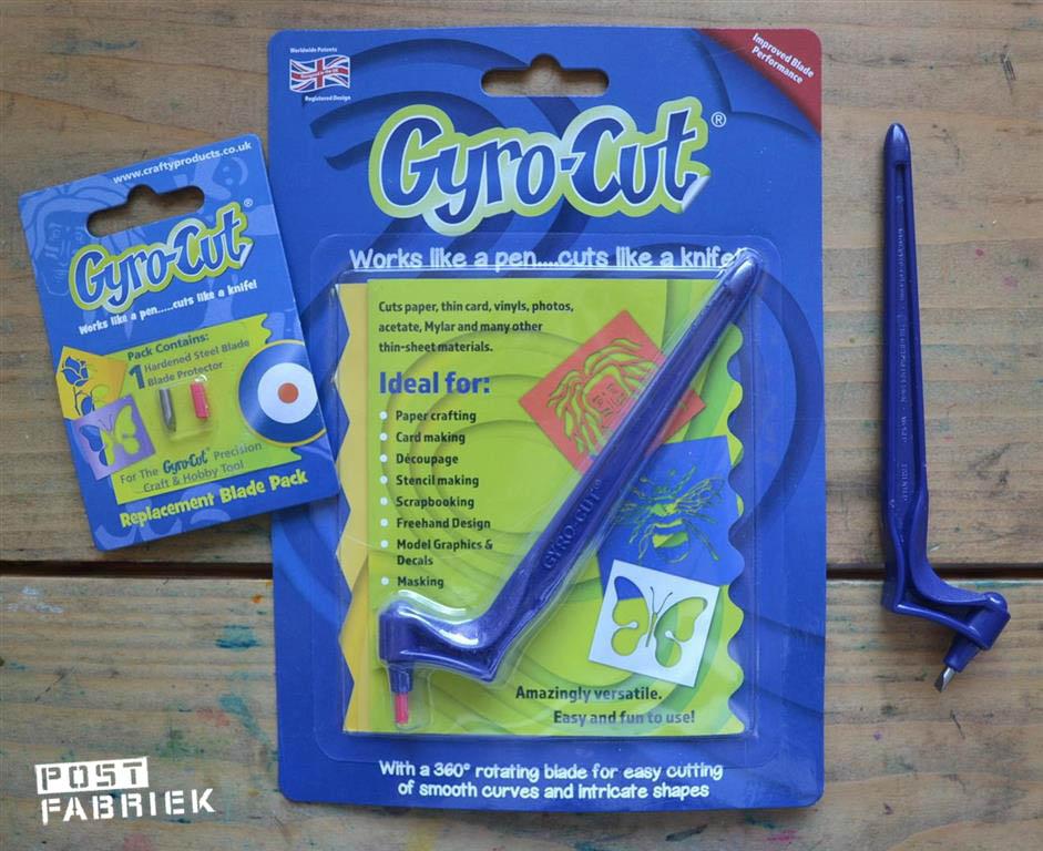 Gyro Cut