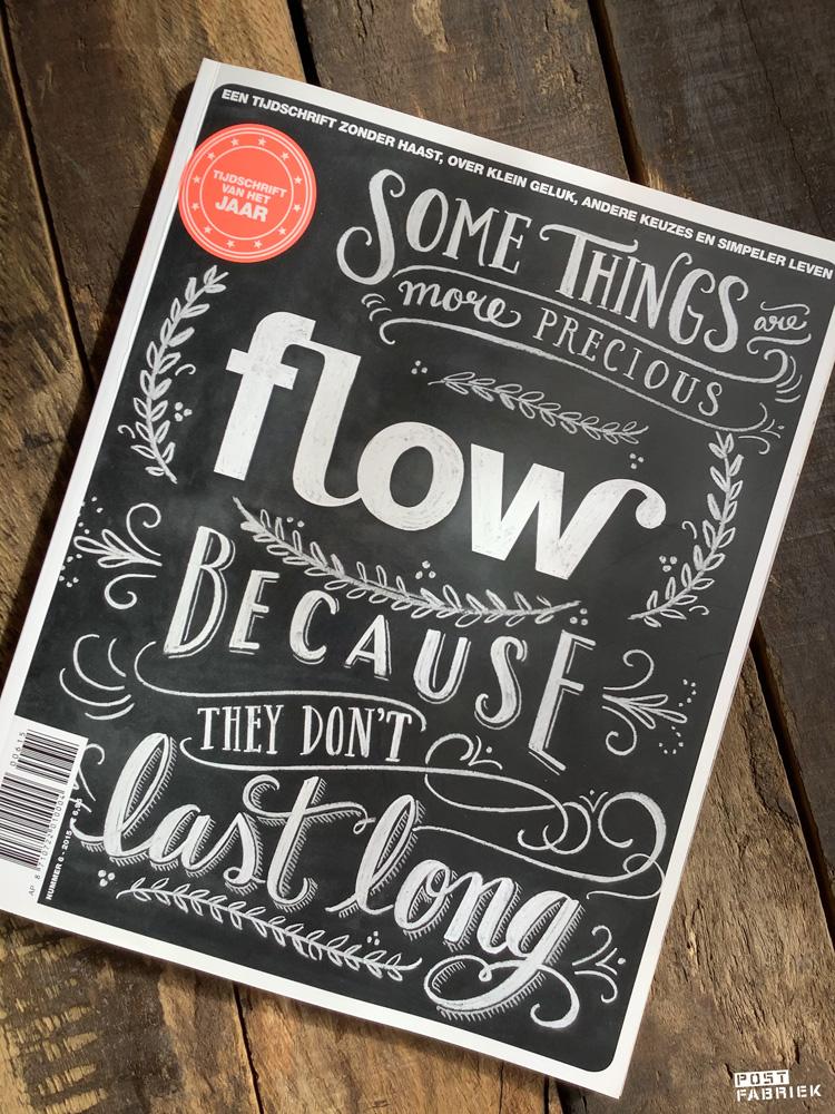 Flow Magazine nummer 6 van 2015